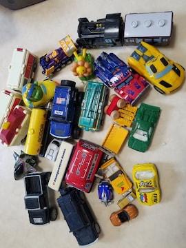 中古★おもちゃの車色々《まとめ売り》