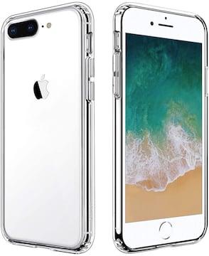 iPhone 8 Plus ケース iPhone 7 Plus ケース 超クリア 薄型