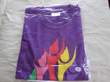 新品Tシャツ ももクロ サイズS 国立 高城れに 紫