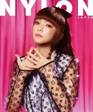 NYLON JAPAN 2018.9月号(表紙・安室奈美恵)