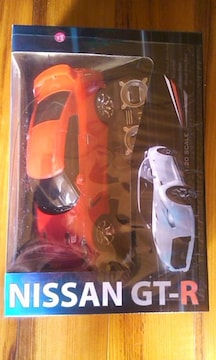 RC 日産 GTーR カラー レッド