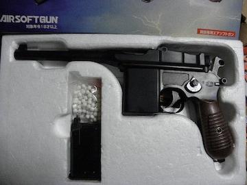 マルシン モーゼルM712 MAXI ジャンク