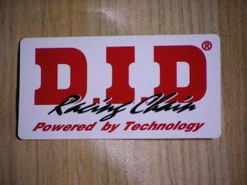 新品!D・I・D ステッカー