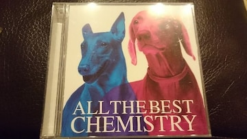 CHEMISTRY「ALL THE BEST」ベスト/2枚組