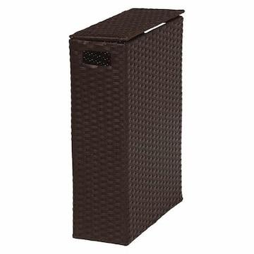 トイレットペーパーボックス(ダークブラウン) RTR-2404DBR