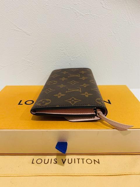 ◆正規品◆ 超美品 ◆ ルイヴィトン モノグラム ピンク 長財布