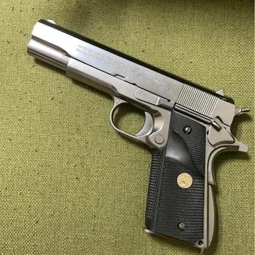 コルト ガバメント M1911a1 ガスガン 台湾製 金属 マルイ