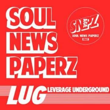 leverage undeground soul news paperz 日本語ラップ dj kiyo