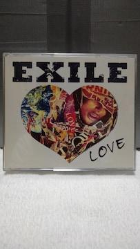 EXILE EXILE LOVE(CD+2DVD)