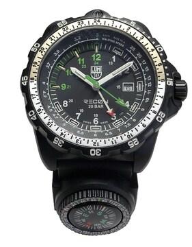 新品同様正規ルミノックス時計GMT RECON NAV 8830 SERIES8831.KM