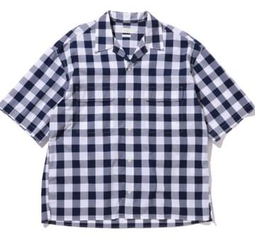 メンズ ワイドフィットシャツ