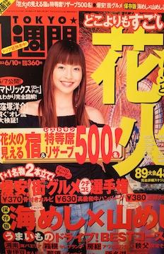 片瀬那奈・窪塚洋介・ソニン・三宅健【東京1週間】2003年