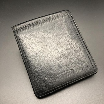 即決 gianni valentino 二つ折り財布