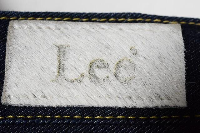 サイズL 86cm Leeリー×ロペピクニック テーパード デニムパンツ < ブランドの
