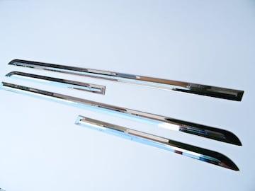 ホンダ フィット FIT GK系GP5 2014,10〜 クロームメッキ サイドガーニッシュ