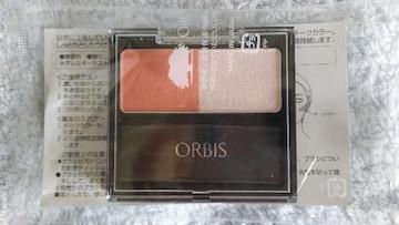 ☆オルビス☆『ナチュラルフィットチーク』★ピンクアプリコット