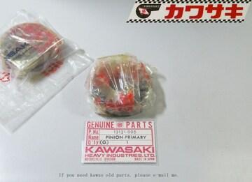カワサキ B1 F2〜4 F21M ギヤー・プライマリーピニオン 絶版新品