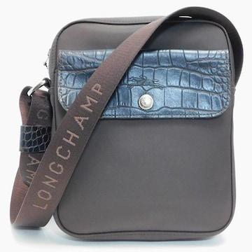 美品Longchampロンシャン ショルダーバッグ サコッシュ  正規品