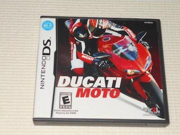DS★DUCATI MOTO 海外版(国内本体動作可能)