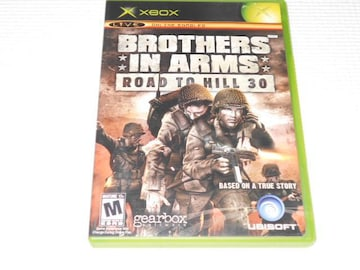 xbox★BROTHERS IN ARMS ROAD TO HILL 30 海外版
