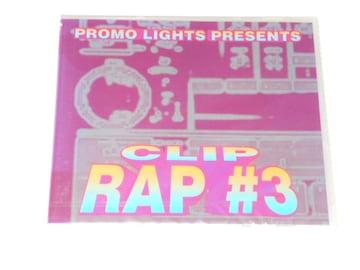 DVD★PROMO LIGHTS PRESENTS CLIP RAP #3