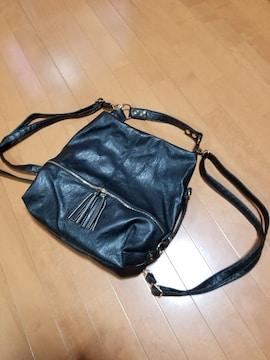◆多機能リュックショルダーハンドバッグ◆