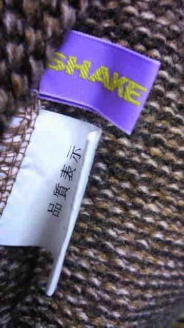 SHAKE SHAKE ニット < ブランドの
