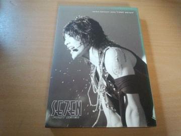 DVD「SE7EN CONCERT 2006 FIRST SE7EN」セブン韓国K-POP●