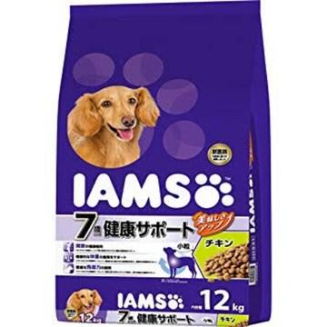色- サイズ12kg アイムス (IAMS) シニア犬 7歳以上用 健康サポー