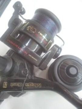 メガキャスト 20 リアードラグ 替えスプール付き旧製品 新品未使用品