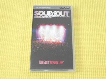 PSP★SOUL'd OUT TOUR 2003 Dream'd Live UMD VIDEO