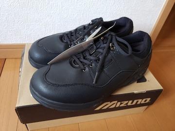 mizuno ミズノ フリーウォーク ウォーキング ブラック 27cm
