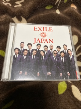 EXILE【JAPAN】CD+DVD2枚組?