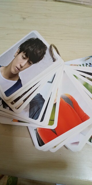 CNBLUE 韓国語単語カード < タレントグッズの