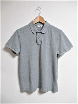 ☆MONCLER モンクレール ワッペン 襟ロゴ ポロシャツ/半袖/メンズ/M☆国内正規品
