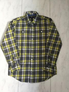 Gap kids チェックシャツ 長袖シャツ 150cm ギャップ