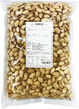 味付ピスタチオ / 1kg TOMIZ/cuoca(富澤商店) ピスタチオ 素焼き