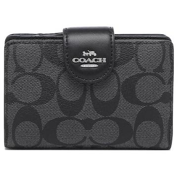 COACH C0082 SVDK6 二つ折財布 レディース