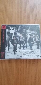 V6/バリバリBUDDY!  【ブリアナ盤】
