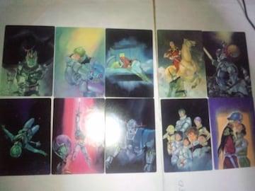 機動戦士ガンダム THE ORIGIN イラストカードコレクション03