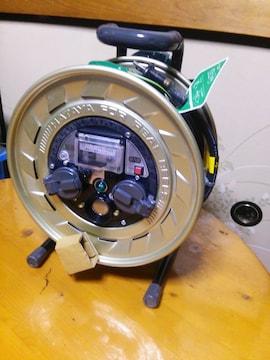 ハタヤメタルセンサー付き電工ドラム