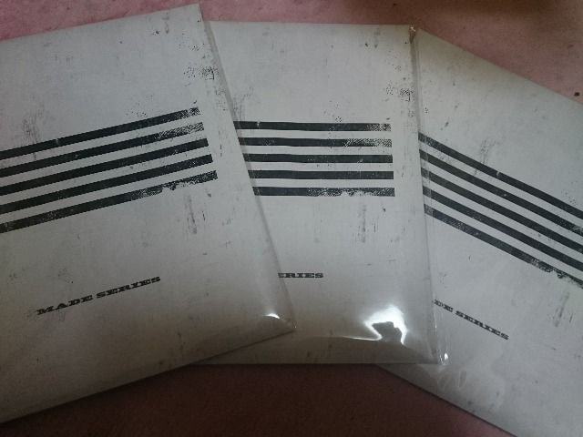 BIGBANG JAPAN MADE SERIES CD テソンver会場購入新品 < タレントグッズの