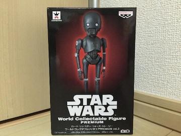 STAR WARS コレクタブルフィギュアPREMIUM K-2SO 全1種