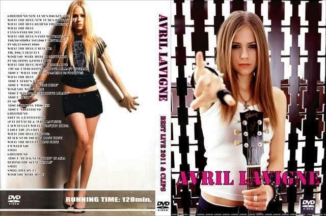 AVRIL LAVIGNE LIVE 2011&プロモアヴリルラヴィーン  < タレントグッズの