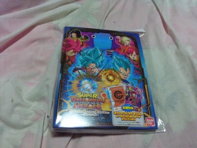 【新品ト】ドラゴンボールヒーローズ 宇宙サバイバル 12個セット  < トレーディングカードの