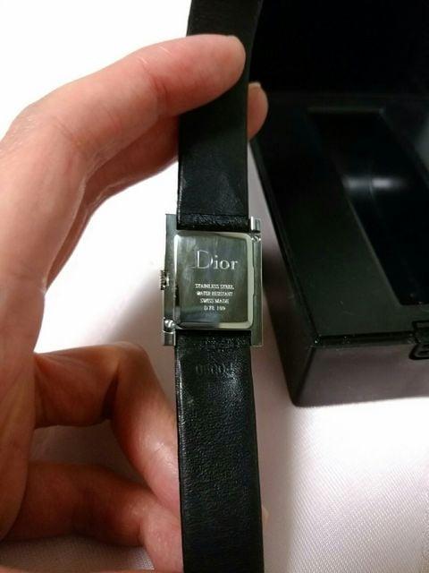 クリスチャンディオール 腕時計 極美品 Dior 正規品 < ブランドの