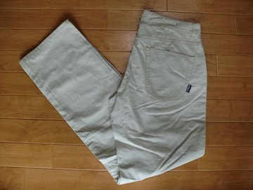 PATAGONIA パタゴニア パンツ W30 新品未使用品