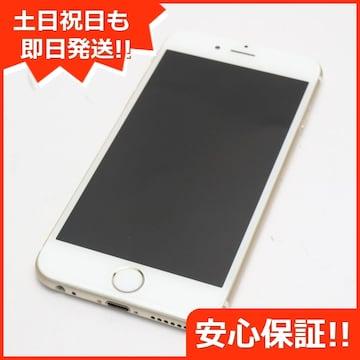 ●安心保証●美品●SOFTBANK iPhone6 64GB ゴールド●