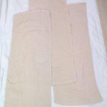 新品 値下げ タオル 3枚組 約33cm×約80cm ブラウン