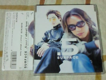 CD SURFACE .5(HALF) サーフィス